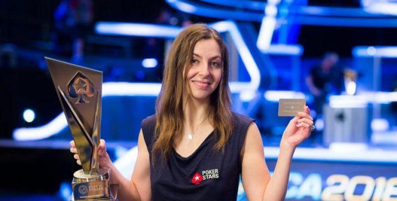 Мария Конникова: из писателей в покеристы