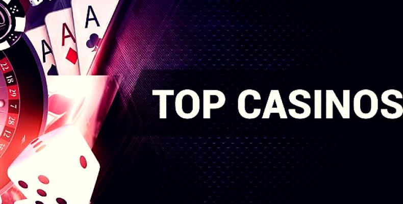 ТОП лучших онлайн-казино — классные бонусы, быстрые выплаты, честная игра
